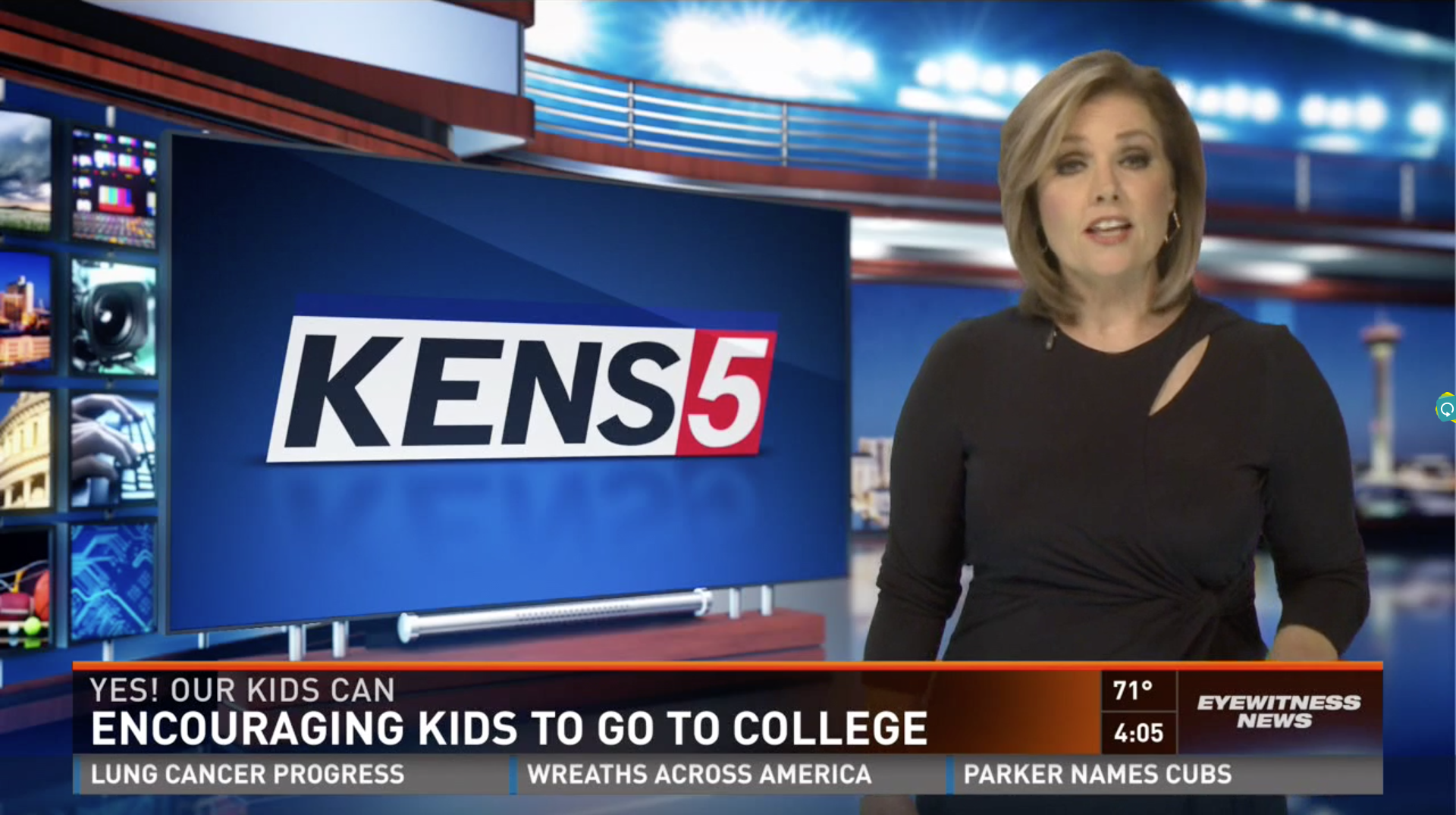 KENS 5 Announce Implementation of YOKC Somerset