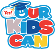 Yes! Our Kids Can® Logo