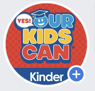 Go to the Kinder Facebook Page