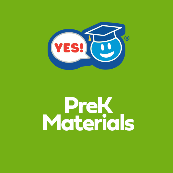 Access Yes! Pre-K Materials